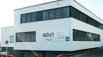 Octum Firmengebäude