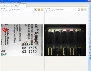 OCTUMISEr  visualization of last NOK images - Octum GmbH