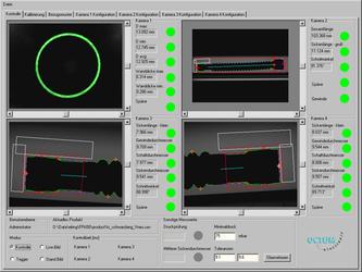 2D measurement  - Octum GmbH