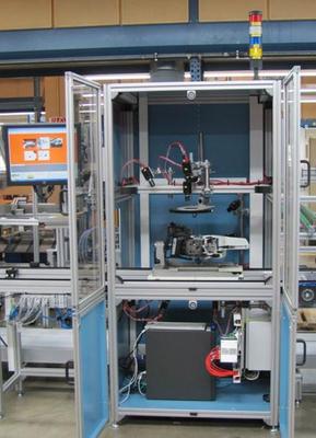2D Montageprüfung stationär – Octum GmbH