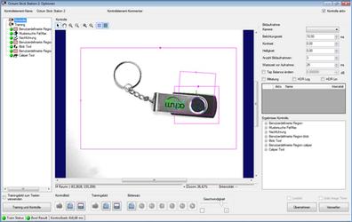 CV_Inspect program structure  – Octum GmbH