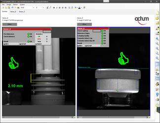 Visualisierung, Parametrierung und Bedienung mit OCTUMISEr von Octum