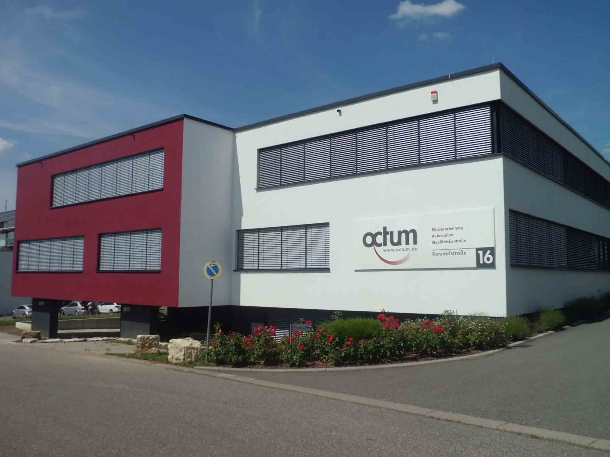 Firmengebäude Octum