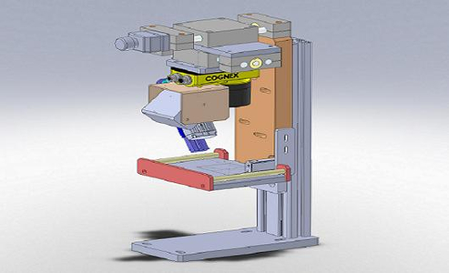 3D design - camera assembly