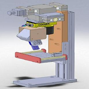 3D Konstruktion - Kamera Montage