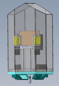 Sensor head stopper fit inspection Octum