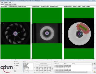 CV_Inspect parameterization software – Octum GmbH