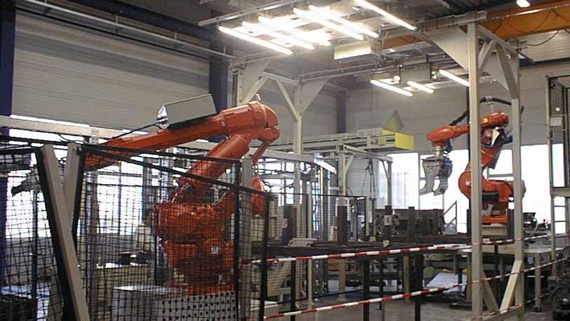 Roboterführung
