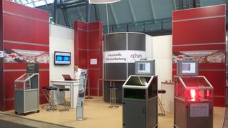 Control Messe 2013 - Octum GmbH