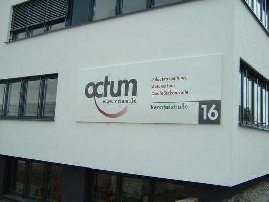 Octum Gebäude