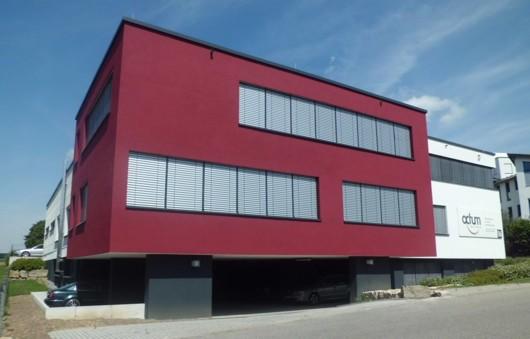Octum Firmengebäude Ilsfeld