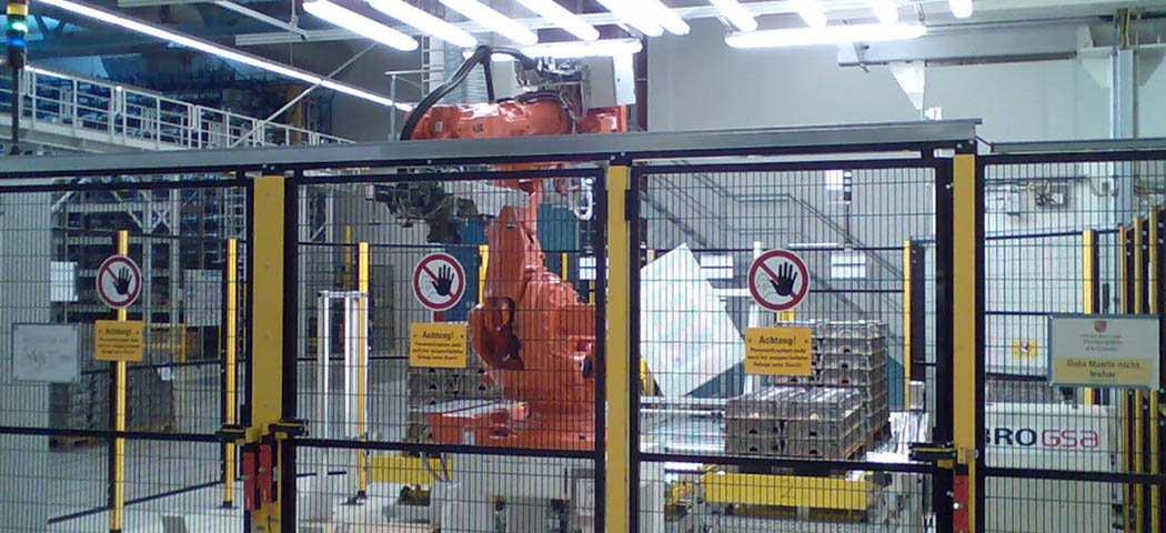 Robot guidance Octum GmbH