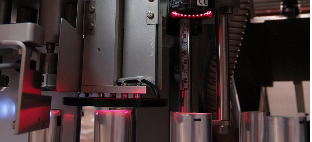 Inspection tube filler – Octum GmbH