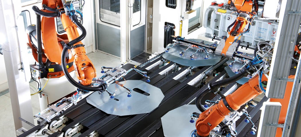 2D Roboterführung- Octum GmbH
