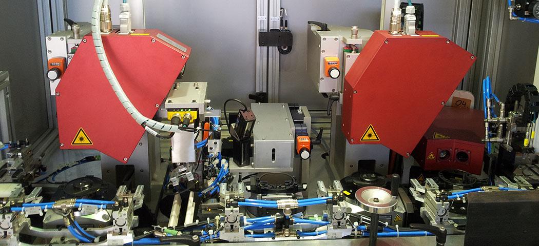 3D Inspektion von Kolbenringen -  Octum GmbH