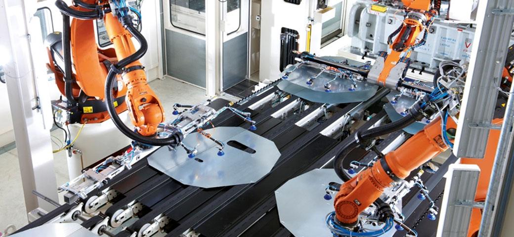 2D Roboterführung Octum GmbH