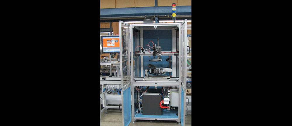 Multi-camera assembly inspection