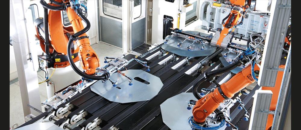 2D Roboterführung